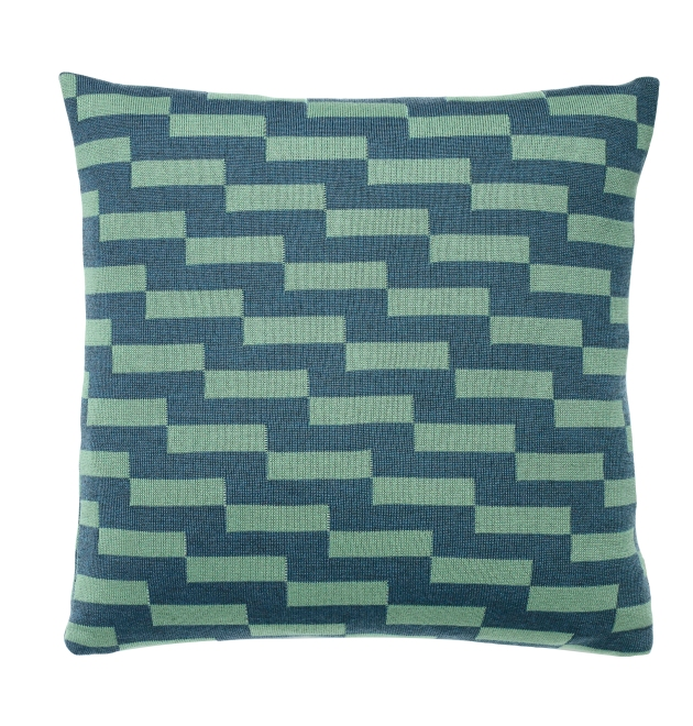 Ane Blich FUSS-Pillow-A6-Deep-Green-42x42-cm2