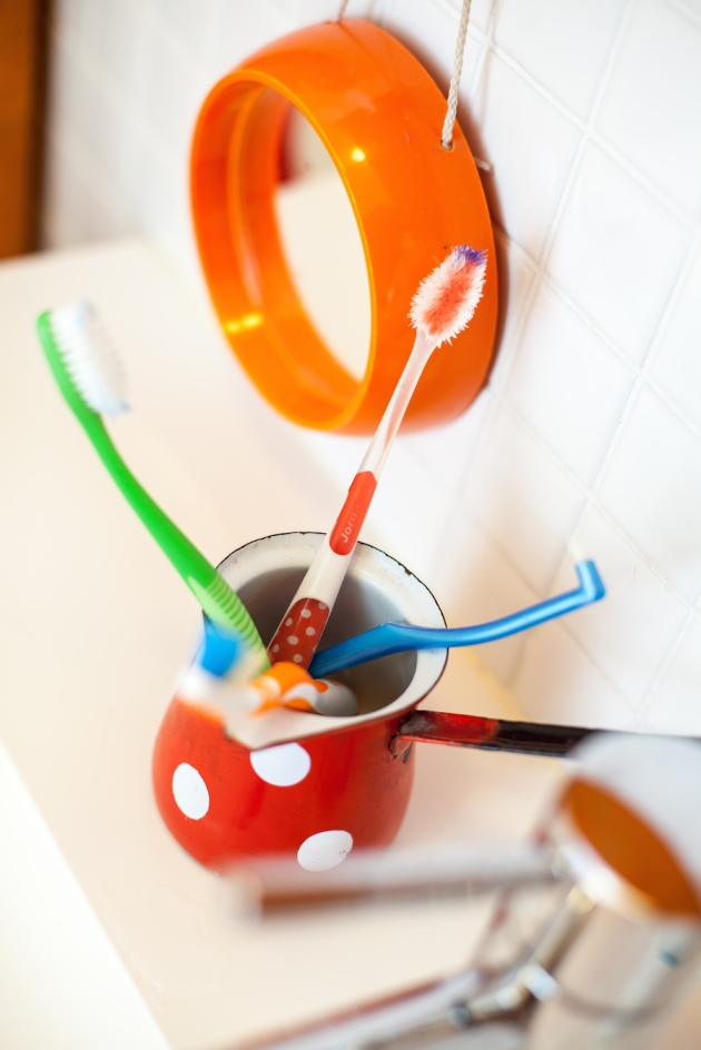 fiffig 8 tannbørste
