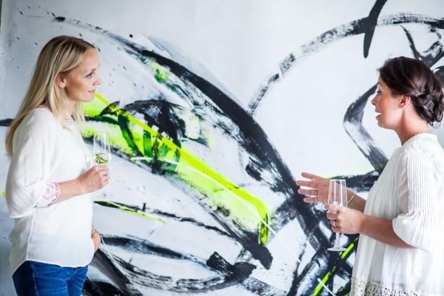 kunst i hus hilde + line 3