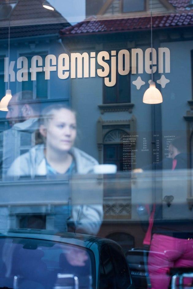 kaffemisjonen jente