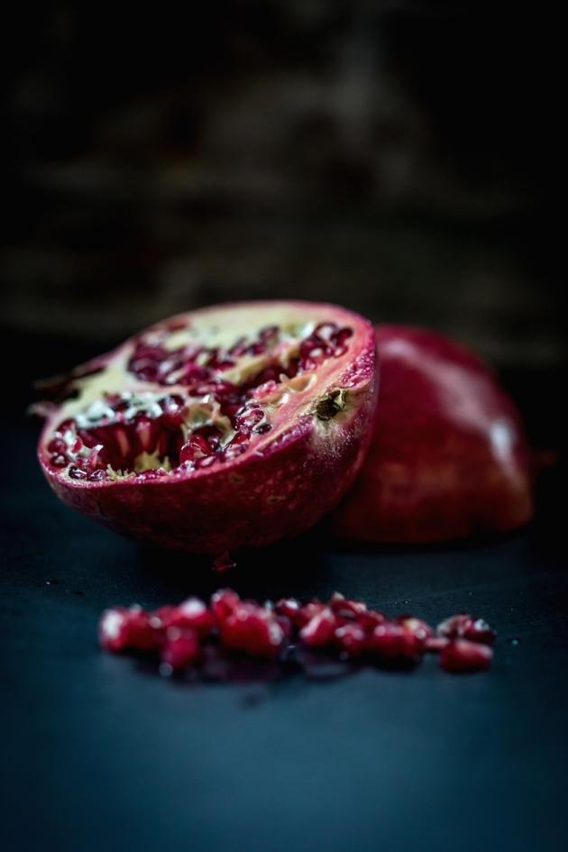 konfekt granateple