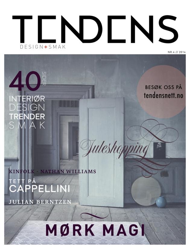 TENDENS-JUL cover