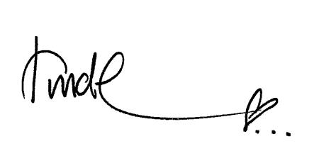 trude signatur
